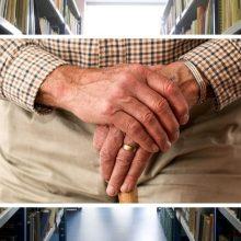 Rizikos grupės asmenys dar turėtų susilaikyti nuo lankymosi bibliotekose