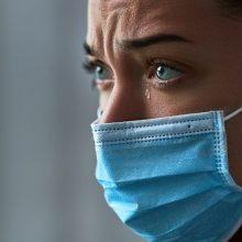 Italijoje nustatyta daugiau kaip 15 tūkst. naujų koronaviruso atvejų, mirė 467 pacientai