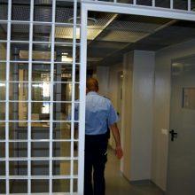 Įkalinimo įstaigose dirba apie 1,8 tūkst. nuteistųjų