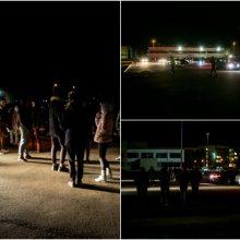 Po naktinio pasivažinėjimo – įtarimai: ar renginio dalyviai nepažeidė karantino reikalavimų?