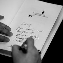E. Umbrasaitė: pandemija dar kartą parodė, kokie esame trapūs ir laikini