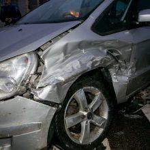 Trečiadienį per eismo įvykius žuvo vienas žmogus, dar aštuoni – sužeisti
