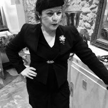 Rašytoja E. Umbrasaitė: gyvenimas per trumpas, kad darytum ką nors per prievartą