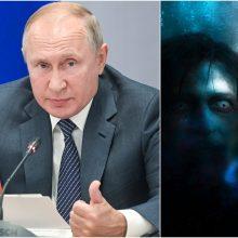 Rusijoje suimtas kovoti su V. Putinu ėjęs šamanas uždarytas psichiatrijos klinikoje