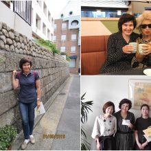 Japonijoje kaunietė lankėsi šešis kartus: mane užbūrė žmonių nuoširdumas
