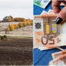 Kauniečiai šiais metais turėtų sumokėti apie 5,4 mln. eurų žemės mokesčio