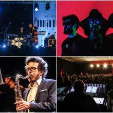 """Festivalis """"Vilnius Mama Jazz"""": diena, kuri išaušo džiazui"""