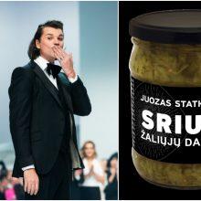 J. Statkevičius privertė aiktelėti: prekyboje pasirodė jo vardo sriuba