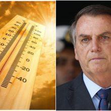 Brazilijos prezidentas atmetė JT klimato konferencijos rezultatus: tai – žaidimas