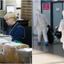 Įspėja: dėl koronaviruso grėsmės gali vėluoti pašto siuntos iš Mongolijos