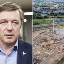 R. Karbauskis apie jėgaines: Konstitucinio Teismo sprendimas yra šiek tiek keistas