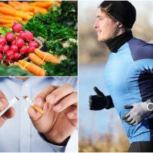 Kai organizmui reikia pagalbos: kaip sustiprinti imuninę sistemą?