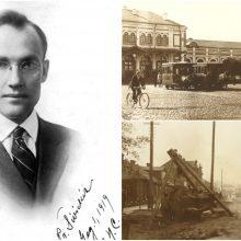 Kai Kaunas dar ieškojo savo veido: P. B. Šivickio prisiminimai