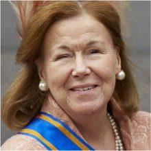 Gedulas Nyderlanduose: nuo vėžio mirė princesė Christina