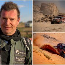 Antroji Dakaro pusė: kokią strategiją naudos A. Juknevičius?