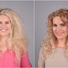 Šaltuoju metų laiku plaukams – itin atidi priežiūra