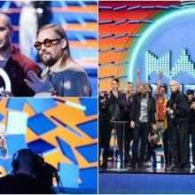 Užkliuvo savivaldybės parama: Kaunas M.A.M.A. apdovanojimams skyrė 45 tūkst. eurų