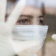 Rusijoje – beveik 8,3 tūkst. naujų COVID-19 atvejų, mirė 374 pacientai