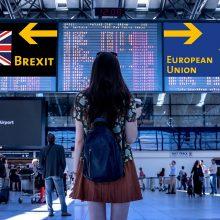 """Europos Sąjunga ir D. Britanija susitarė: toliau tęs derybas dėl """"Brexit"""""""