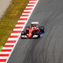 """Austrijoje """"Grand Prix"""" lenktynės pradės sutrumpintą """"Formulės 1"""" sezoną"""