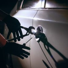 Baigta byla dėl mašinų dalių vagysčių: vienam įtariamajam paskirta griežčiausia kardomoji priemonė
