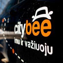 """NKSC: """"CityBee"""" duomenys galėjo būti paviešinti dėl netinkamo administravimo"""