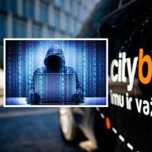 """Policija: dėl pagrobtų duomenų po """"CityBee"""" atvejo kreipėsi 169 asmenys"""