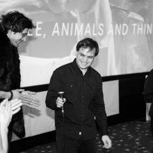 """Filmo """"Animus Animalis"""" stebuklai: riba tarp gyvenimo ir mirties išnyksta"""