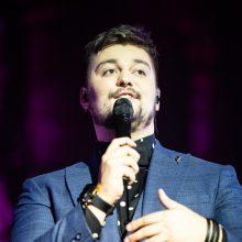 """Įvertinkite: D. Varnas dainą """"Labas"""" prikėlė naujam gyvenimui"""