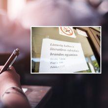 Mokytojas: lietuvių kalbos egzaminas neturėtų pagausinti emigrantų skaičiaus