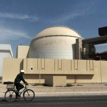 Iranas įspėja: gali pasitraukti iš Branduolinio ginklo neplatinimo sutarties