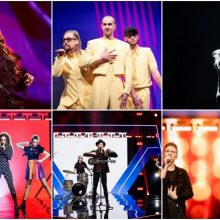 """Šįvakar – nacionalinės """"Eurovizijos"""" atrankos finalas: kas taps nugalėtoju?"""