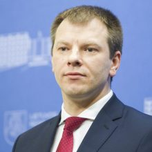 V. Šapoka apie kitų metų biudžeto projektą: sprendimus reikia priimti atsakingai