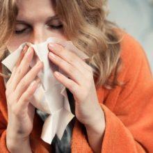 NVSC: gripo sezonas baigėsi, bet sergamumas šiek tiek išaugo