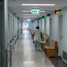 SAM: šalyje darbą jau atnaujino beveik 72 proc. ligoninių