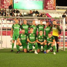 Mažojo futbolo rinktinė pasaulio čempionate pralaimėjo lenkams
