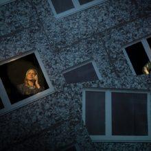 Estijos rusų teatras Vilniaus žiūrovams atveža gero humoro užtaisą