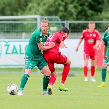 Lietuvos futbolo A lyga: kokie iššūkiai laukia?