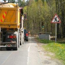 Gerės kelių, vedančių į rekreacines vietoves, būklė: papildomai skirta 9,3 mln. eurų