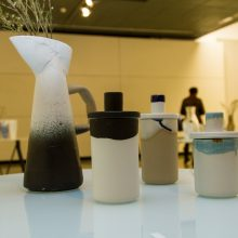 Parodoje – žvilgsnis į šiuolaikinį slovakų stiklą ir keramiką