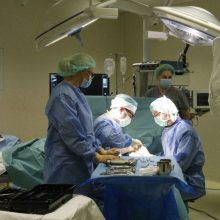 Inkstų transplantacijų Santaros klinikose per karantiną nesumažėjo