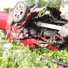 Nelaimės šalies keliuose tęsiasi: per savaitę sužeista virš šimto žmonių