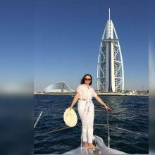 Dubajuje dirbanti lietuvė gydytoja gyvena įtampoje: kišenėje visada – pasas ir bilietas į Lietuvą