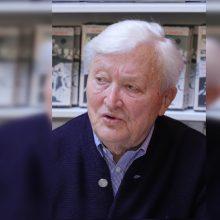 Knygų mugės dalyvis A. Čekuolis: knyga turi tapti artimesnė šiuolaikiniam skaitytojui