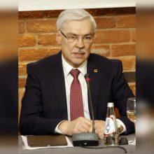 Seimo Audito komiteto vairą siūloma patikėti Seimo nariui Z. Balčyčiui