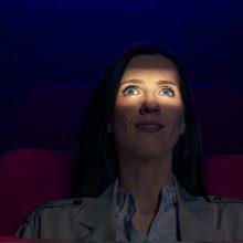 Ką jaučia žinomi žmonės, kai kino salėje užgęsta šviesos?