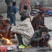 Kas trečia mergaitė iš neturtingų šeimų visame pasaulyje nėra lankiusi mokyklos