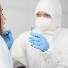 Rusijoje – daugiau nei 9 tūkst. naujų COVID-19 atvejų, mirė 384 pacientai