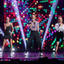 """Šeštadienį – pirmasis """"Eurovizijos"""" atrankos pusfinalis: kas pateks į finalą?"""