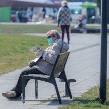 COVID-19 situacija Kauno apskrityje: kur sergamumo rodikliai didžiausi?